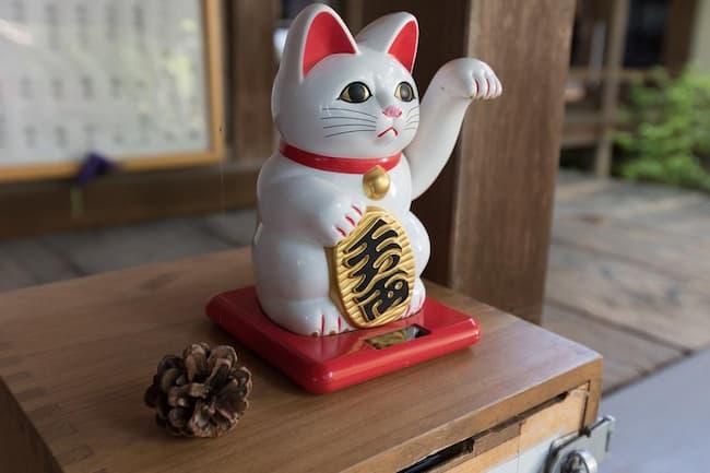 Maneki Neko Cats